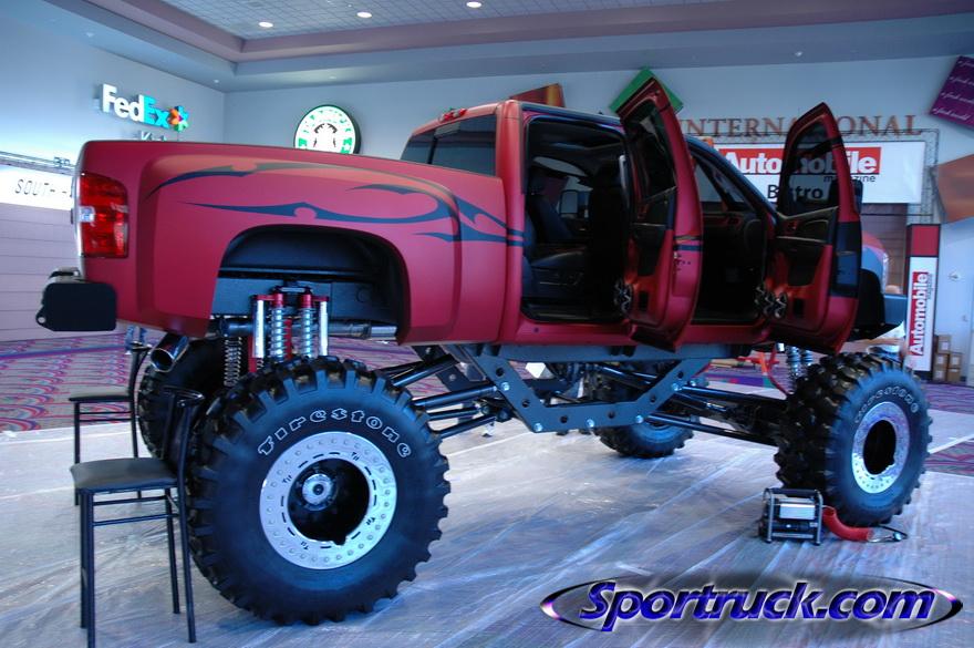 Sema tuning 2008(camionetas) - Taringa!