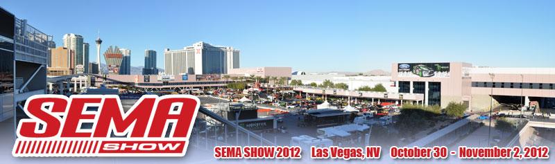 SEMA Show 2012 photos