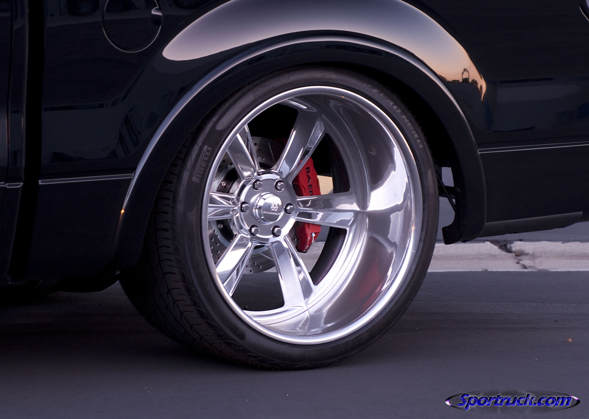 Ford F 150 Wheels >> Tarmac Ford F-150 - Casey Scranton - CGS Performance Products - Feature Truck - Sportruck.com