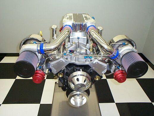 chevy 350 tbi twin turbo