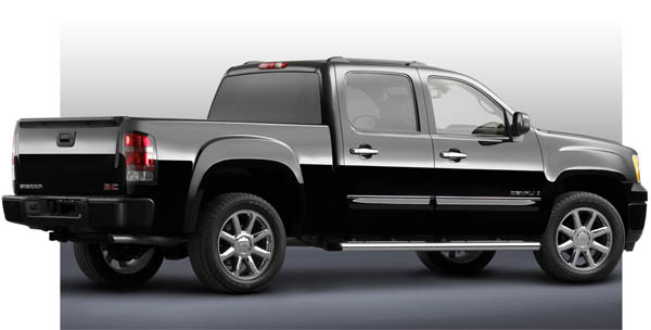 2007 Gmc Sierra Denali Pictures And Information