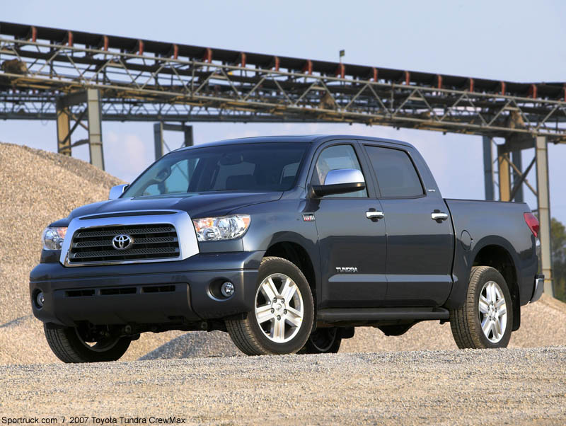 2007 toyota tundra crewmax pictures and information. Black Bedroom Furniture Sets. Home Design Ideas