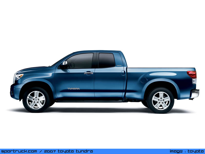 As A 2000 The New Tundra Will Be Lager And More Powerful