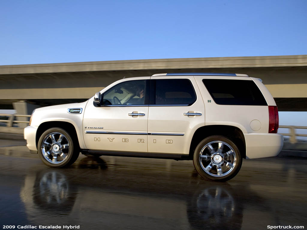 2009 cadillac escalade hybrid review ratings specs autos post. Black Bedroom Furniture Sets. Home Design Ideas