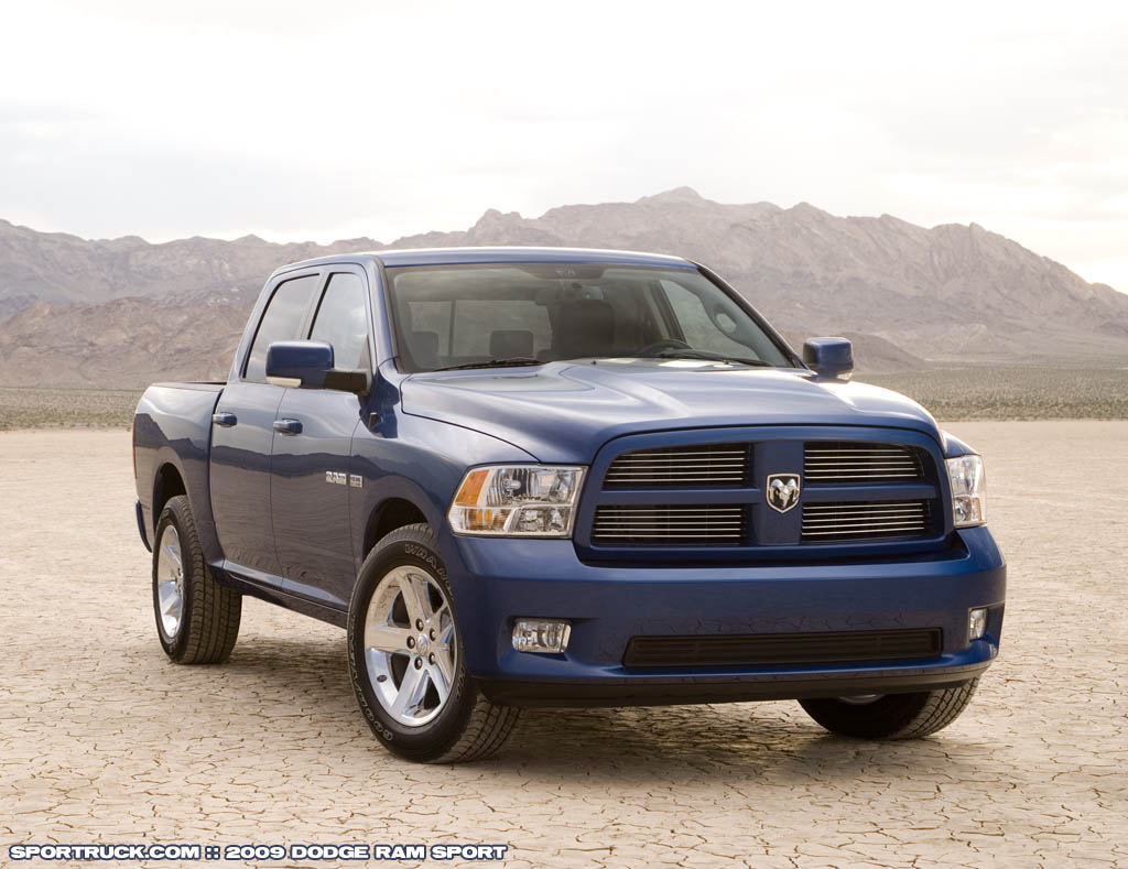 2009 Dodge Ram Pictures And Information Sportruck Com