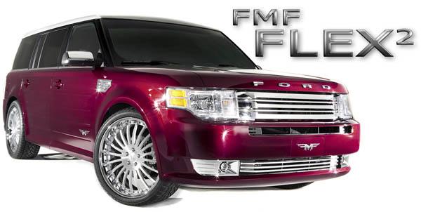 2009 Ford Flex. 2009 Ford Flex - Flex2