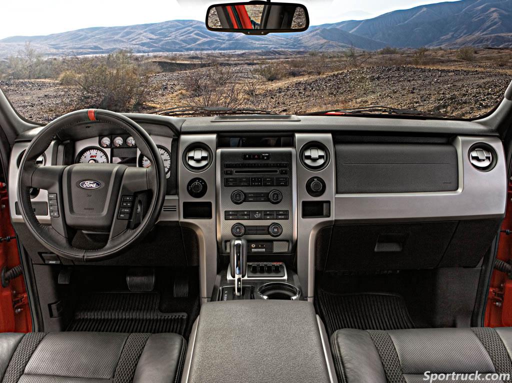 2010 ford f 150 svt raptor off road performance truck special edition. Black Bedroom Furniture Sets. Home Design Ideas