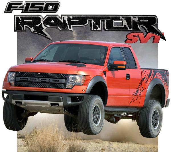 Ford F  Svt Raptor