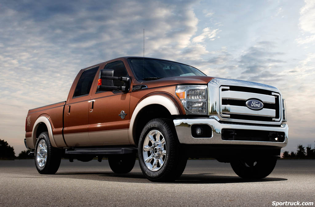 2011 Ford Super Duty F-Series F250