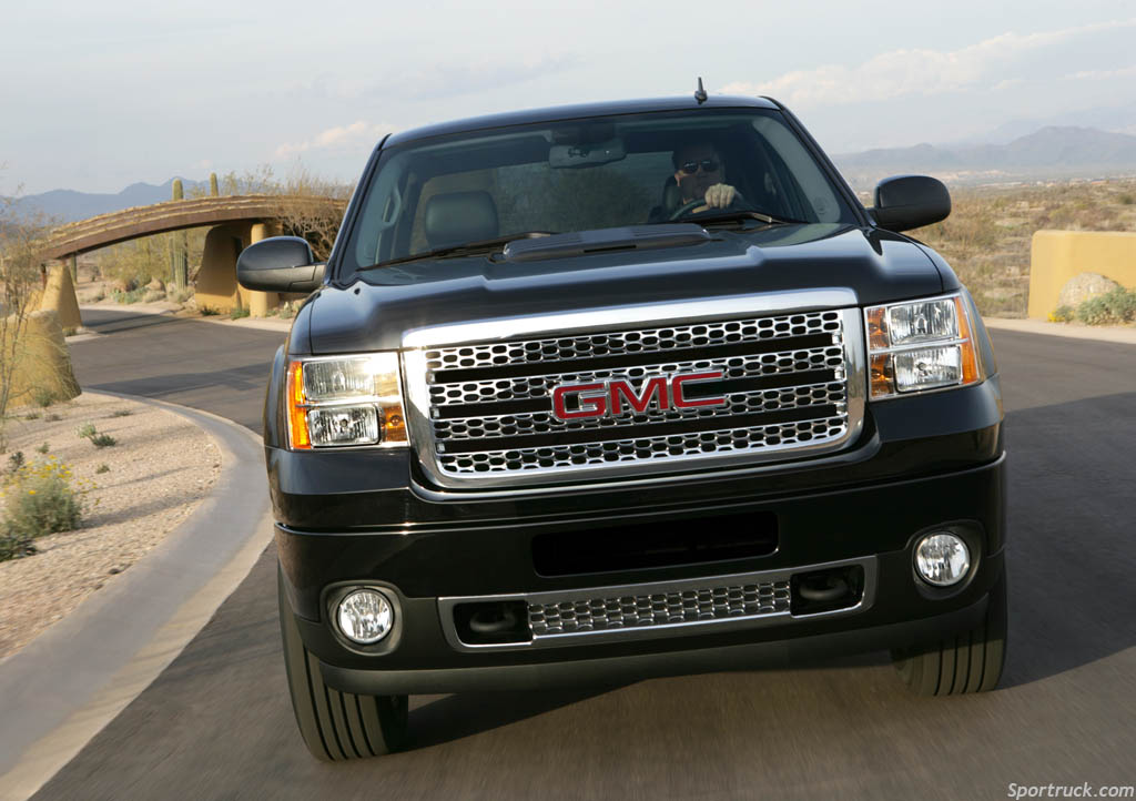 The Denali HD is based on the new 2011 HD chassis and comes