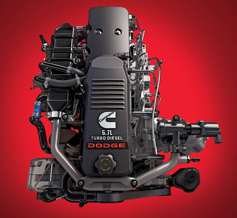 Cummins Extends Agreement To Supply 6 7l Tubro Diesel