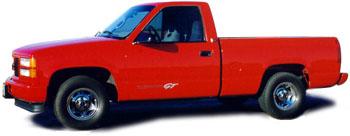 1995 chevy 454 ss specs