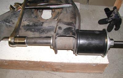 Sportruck Com How To Polyurethane Suspension