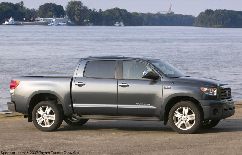 2007 toyota tundra crewmax pictures and information sportruck com Toyota Tundra Bed Length Options