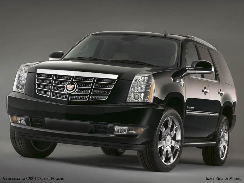 Cadillac Escalade Platinum >> 2007 Cadillac Escalade Pictures and Information ...