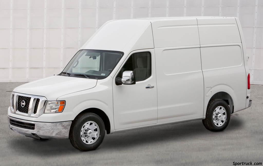 2011 Nissan Nv Commercial Van Sportruck Com